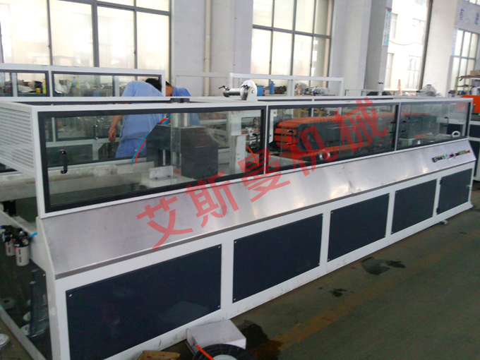 PVC Cable trunk production line