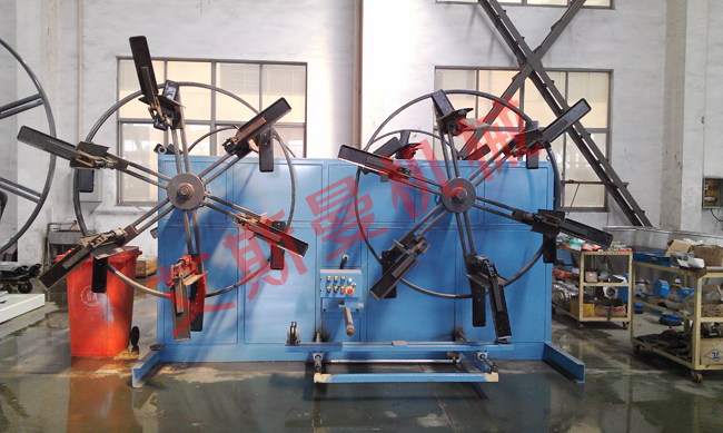 Pipe winder