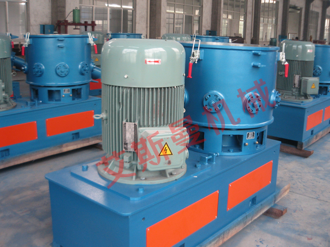 Agglomeration machine